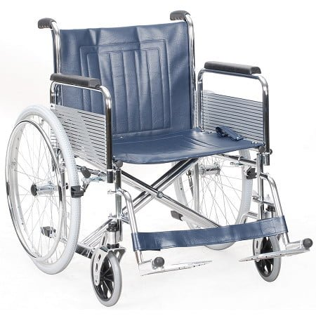 Merits Manual Wheelchair M472 Seat - Tamworth Scooters and Mobility