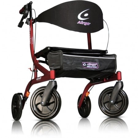 AirGo Excursion Rollator X18 Small Height