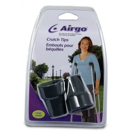 Airgo Crutch Tips
