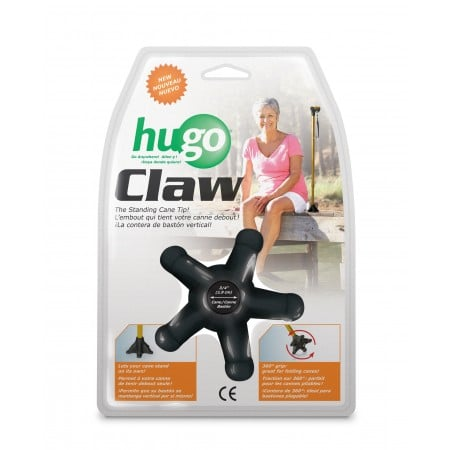 Hugo Claw Standing Cane Tip