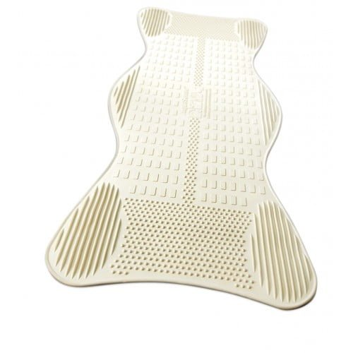 AquaSense Bath Mat with Invigorating Massage Zones