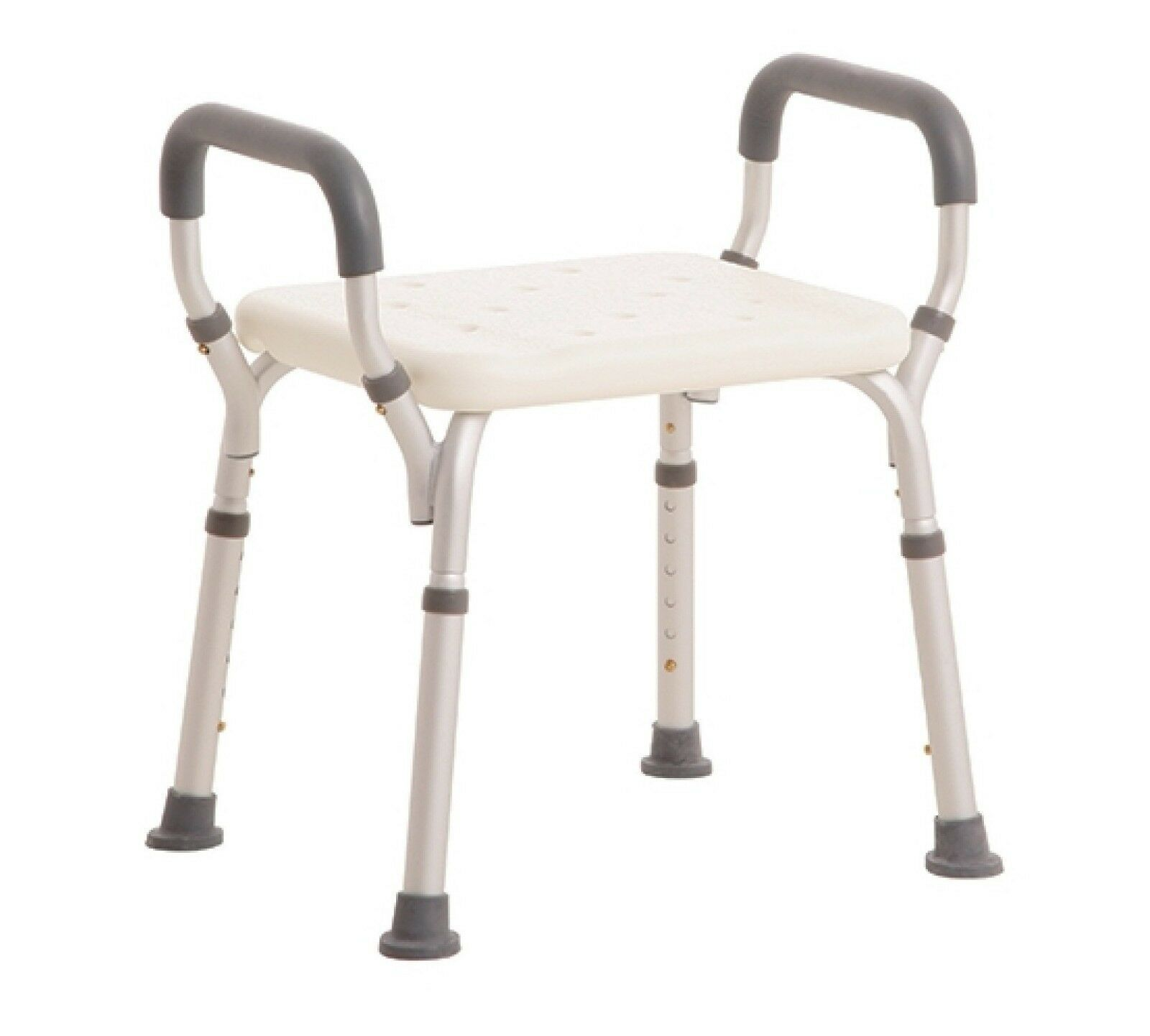Aluminium Shower Stool - Australian Standards Approved