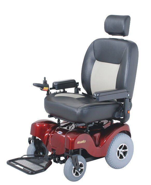 Merits Atlantis Power Wheelchair