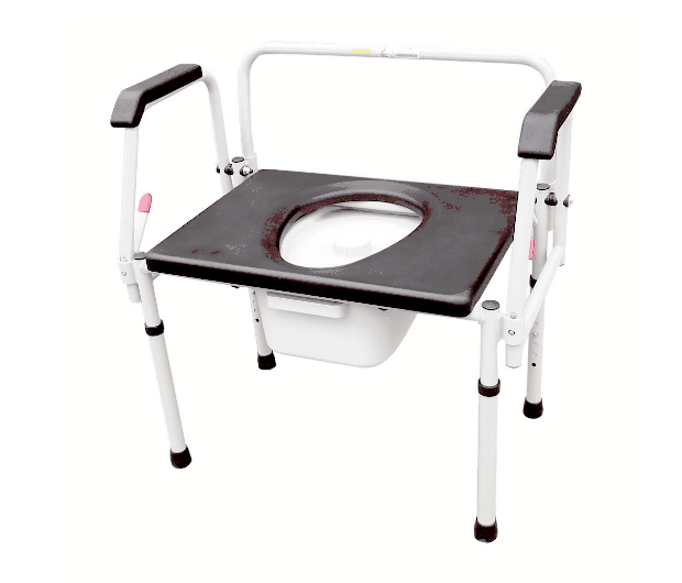 Merits Bariatric Commode C314