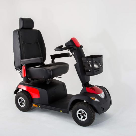 Invacare Comet Ultra Heavy Duty Scooter