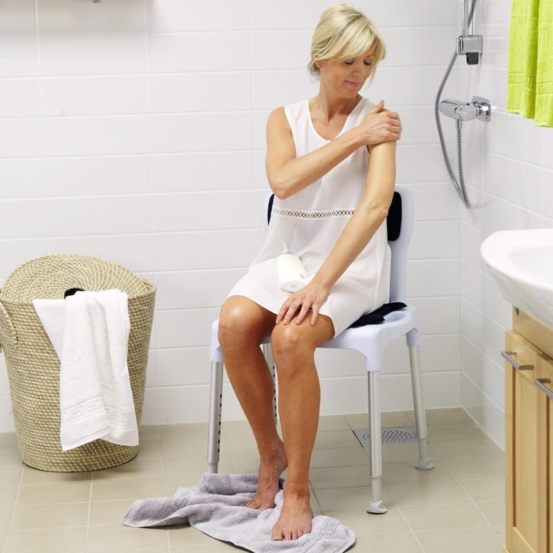 Etac Swift Shower Chair / Stool
