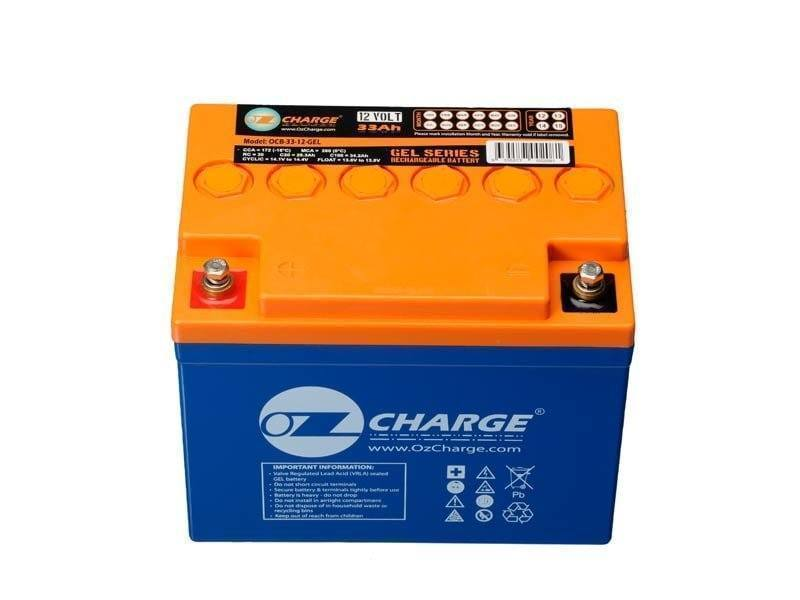 Ozcharge OCB-55-12-Gel