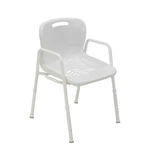K-Care Standard Shower Chair with Arms: KA220ZA/AA