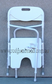 Folding Shower Chair – Capacity 100 KGS