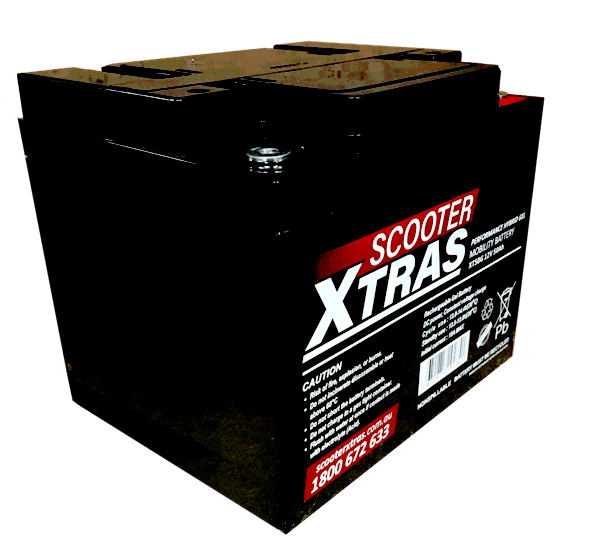 XT100G SCOOTERS XTRA- 100 AMP -12GB100G