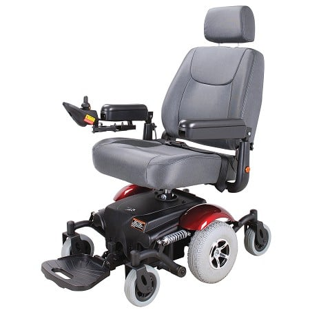 Merits Maverick 10 Power Wheelchair